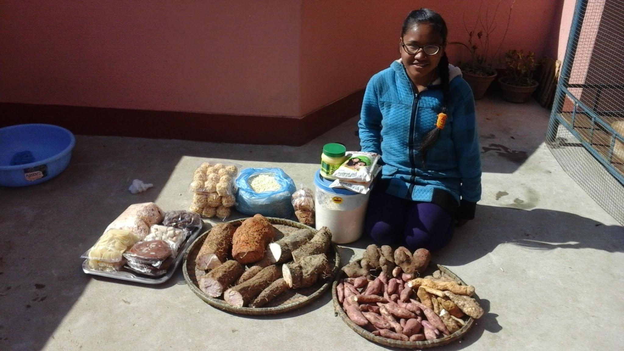 Celebración del Maghe Sakaranti, nuevo año en la cultura nepalí
