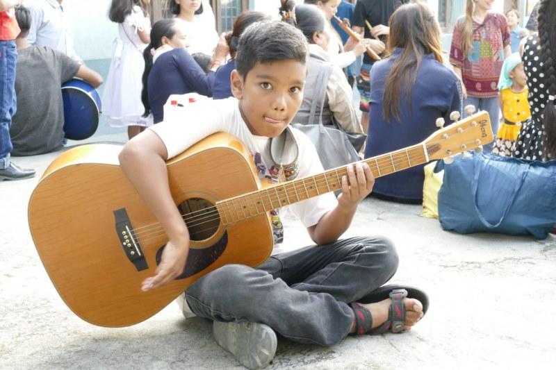 Música en Katmandú